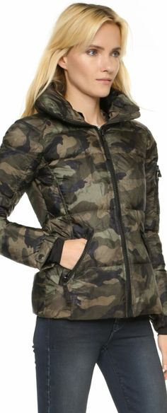 March 2018 – Fashion Clothes in the USA Puffer Jackets, Hooded Jacket, Winter Jackets, Military Fashion, Military Jacket, Fashion Outfits, Fur, Clothes, Jackets