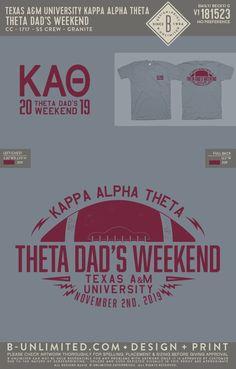Kappa Alpha Theta Texas A