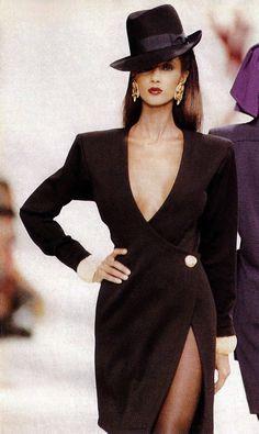 Vintage Yves Saint Laurent - Iman                                                                                                                                                                                 More