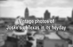 In its heyday, Joske's was to San Antonio what Macy's is to New York. Here's a look back at the premier department store's best moments, including Fantasyland and the 30-foot-tall Santa Claus that instantly induced holiday spirit.