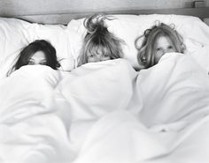 Kate, Daria and Lara