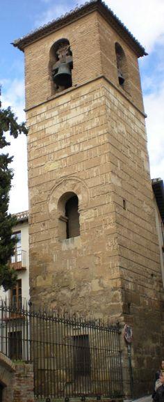 Alminar de San José, Granada.