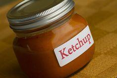 Home-made ketchup recipe [VIDEO]