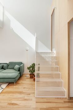Interior Stairs, Office Interior Design, Interior Styling, Interior Architecture, Interior And Exterior, Interior Decorating, Decoration Inspiration, Interior Inspiration, Staircase Railing Design