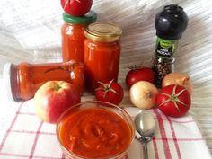 Hellena ...din bucataria mea...: Ketchup cu mere