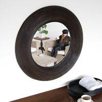 セール!! 【送料無料】ラタン・ミラー【ネオン】 - アジアン家具やバリ家具の通販:CORIGGE MARKET