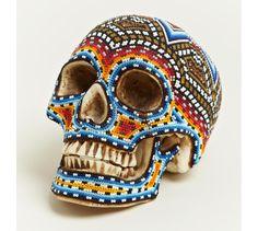 huichol crâne
