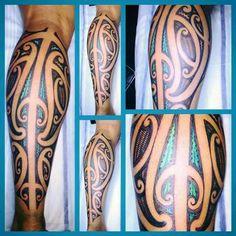 Tattoos News Pics Videos And Info Maori Tattoos, Maori Tattoo Frau, Maori Tattoo Meanings, Polynesian Tribal Tattoos, Hawaiianisches Tattoo, Maori Tattoo Designs, Neue Tattoos, Calf Tattoo, Celtic Tattoos