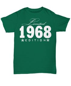 1995 Limited Edition any year personalized Birthday Party Birthday Shirts, Trending Outfits, Prints, Mens Tops, Stuff To Buy, Usa, Party, Women, Parties