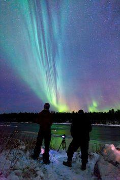 Northern Lights, Lapland, Finland