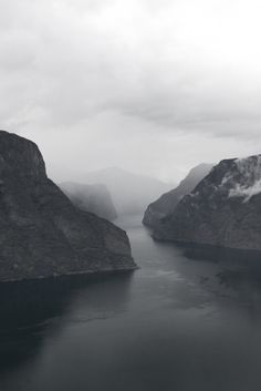 Sognefjorden, Norway.