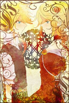 #vocaloid #anime Servant of evil Daughter of evil
