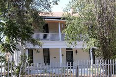 The Limerick-Frazier House, John W. Frazier, a professor at Samuel Huston College, purchased the house in 1905. After he died, Laura Allman Frazier, his widow, operated the house as lodging for African American students and travelers who were excluded from white-owned hotels in Austin.