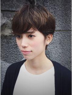 カッツヘアー(katz hair) 柔らかいベリーショート// セシルショート 久利須スタイル