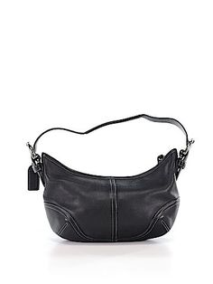 Coach Women Leather Shoulder Bag One Size
