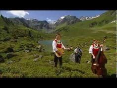 Trio Alpin   Hoamwärts Abschied von der Alm