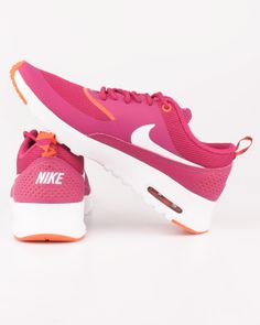 Nike Air Max Thea Wine Red Pink Coral