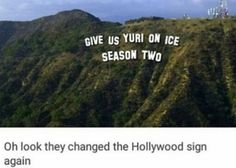 We need a season 2 - #YuriOnIce: ifunny<-- And hey, we're getting a season 2. :)