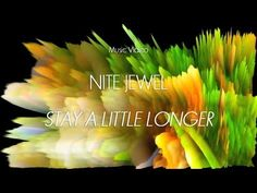 """Nite Jewel - """"Stay a Little Longer"""" - (Official Music Video) - YouTube"""