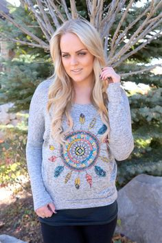 Dreamcatcher Sweaters - 2 Colors
