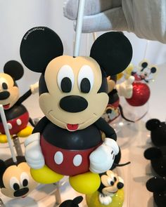 Chocolate Apples, Party Themes For Boys, Candied Fruit, By Any Means Necessary, Mini Pies, Apple Desserts, Candy Apples, Cake Pops, Mickey Mouse