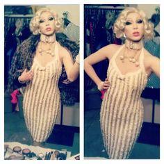 Jade Jolie - Great Gatsby look