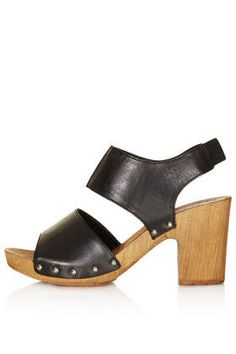 NORA Mid Height Sandals