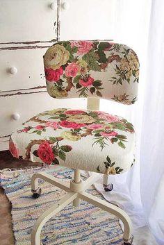 una silla perfecta para el cuarto de mi nena