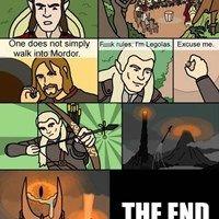 Legolas' Logic