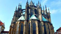 The magnificent Prague Castle - Solo Travel Destination: Prague, Czech Republic