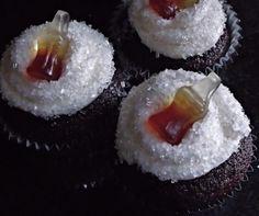 JACK DANIELS – Jack and Coke Cupcakes