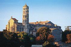 Uzès Ciudad Gard - Sur de Francia