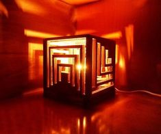 Multifaceted Lamp: 12 Steps (with Pictures)