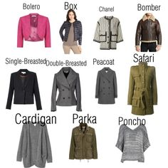 """LBrown JAckets"" by ljbrown165 on Polyvore"