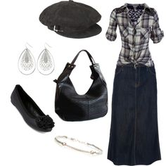 """""""when in doubt, wear black"""" by amanda-lackey on Polyvore"""