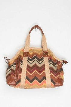 BDG Canvas Satchel