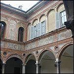 The Walk of Art a Pavia