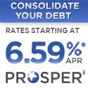 Consolidate your with Peer Lending