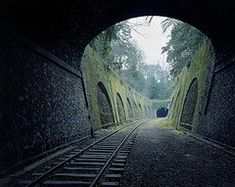 by the silent line | pierre folk | documenting the abandoned chemin de fer de petite ceinture in paris