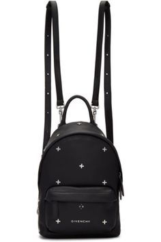 Fiswiss Women's Genuine Leather Backpack Casual Purse Handbags With Pockets Givenchy Backpack, Givenchy Handbags, Backpack Purse, Black Backpack, Cute Mini Backpacks, Stylish Backpacks, Luxury Backpacks, Leather Backpacks, Sacs Design