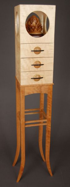 chest of drawers by Thomas Skaggs
