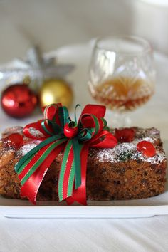 Shockingly Tasty Fruitcakes - Project - Food News - CHOW