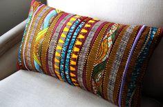 I love cushions, and I love this fabric. Ooooh Etsy goodness!