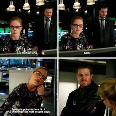 #Arrow #Olicity #Season5 #5x10