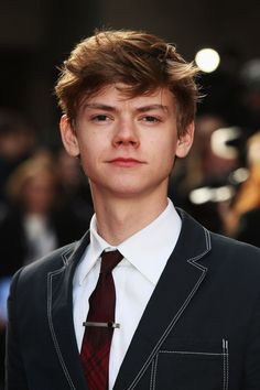 Thomas Brodie-Sangster in Jameson Empire Awards 2015 - Red Carpet Arrivals