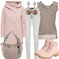 Timberland Boots, an American Icon ~ Fashion & Style Komplette Outfits, Teen Girl Outfits, Classy Outfits, Outfits For Teens, Pretty Outfits, Winter Outfits, Casual Outfits, Fashion Outfits, Womens Fashion