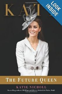 Pre-order the new Kate Middleton biography 'Kate: The Future Queen' set to be released 9/17/13