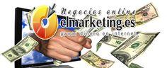 http://www.elmarketing.es #Negociosonline, #ganardinero en #internet #GanarDineroOnline