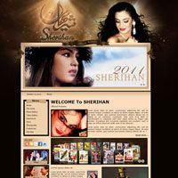 Sherihan Official website
