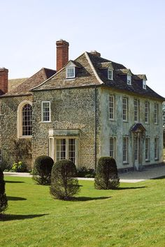 Home exterior country english countryside 53 Trendy Ideas English Manor Houses, English House, Style At Home, Georgian Architecture, Spring Architecture, Georgian Buildings, English Architecture, English Country Decor, French Country